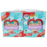 Pampers Baby-dry Mutandino Maxi Duopack X46