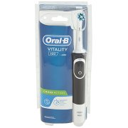 Oral-b Power Spazzolino Elettrico Vitality Timer Crossaction Nero