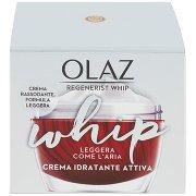 Olaz Regenerist Whip Crema Idratante Attiva  - Rassodante, Formula Leggera