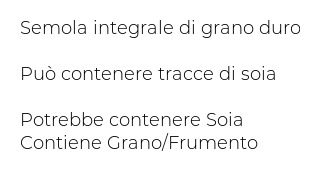 Delverde Sansepolcro Toscana Pasta di Semola Integrale Spaghettini N°671