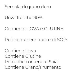 Luciana Mosconi Tagliatelle all'Uovo