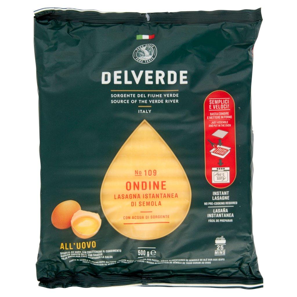 Delverde No 109 Ondine all'Uovo