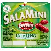 Fratelli Beretta Salamini Jalapeno Dolce 2 x 42,5 g