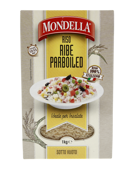 Riso Parboiled Mondella   Kg.1