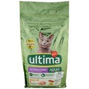 Ultima Cat Sterilizzati Adult 1-10 Anni Pollo