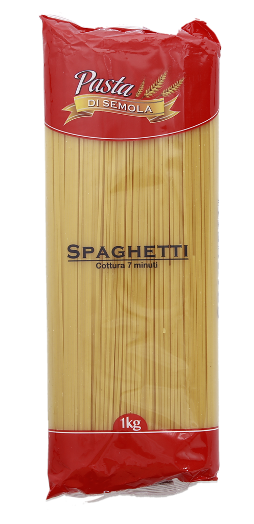 Spaghetti                 Kg.1