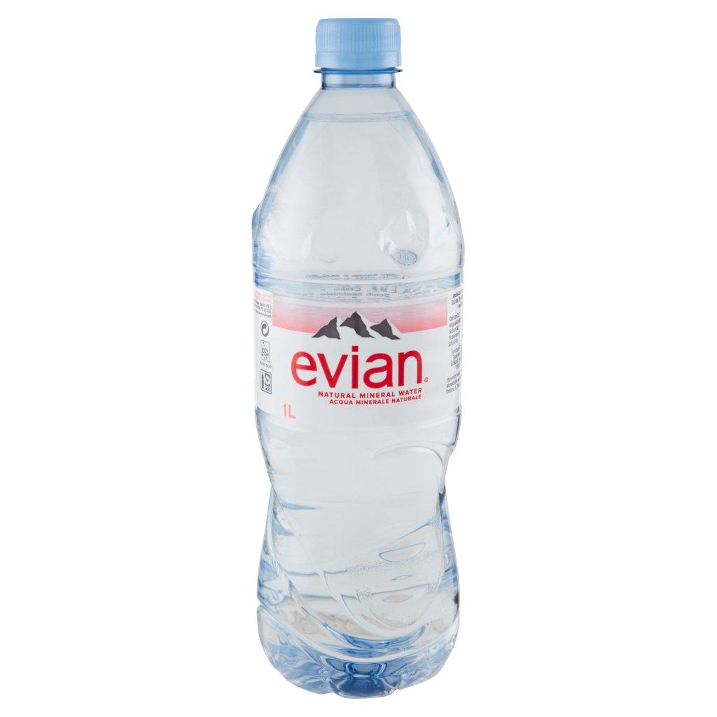 Evian Acqua Minerale Naturale