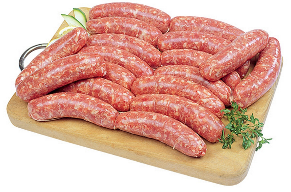 Le Carni di Beccaria Salsiccia Macinata di Suino Maxi