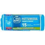 My Sac Pattumiera Formato Grande 55x75cm Sacchi Profumati 15 Pz