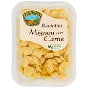 Pastai Raviolini Mignon con Carne