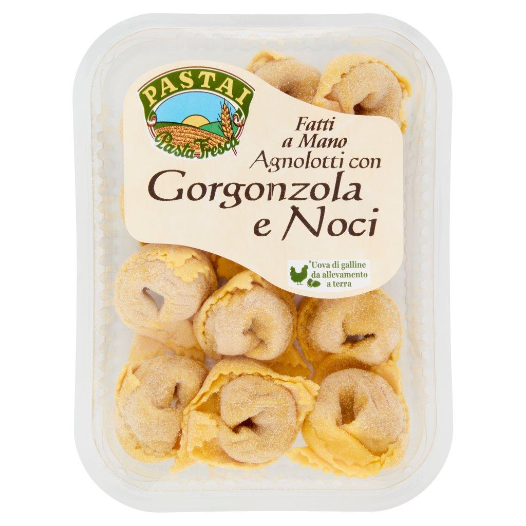 Pastai Agnolotti con Gorgonzola e Noci