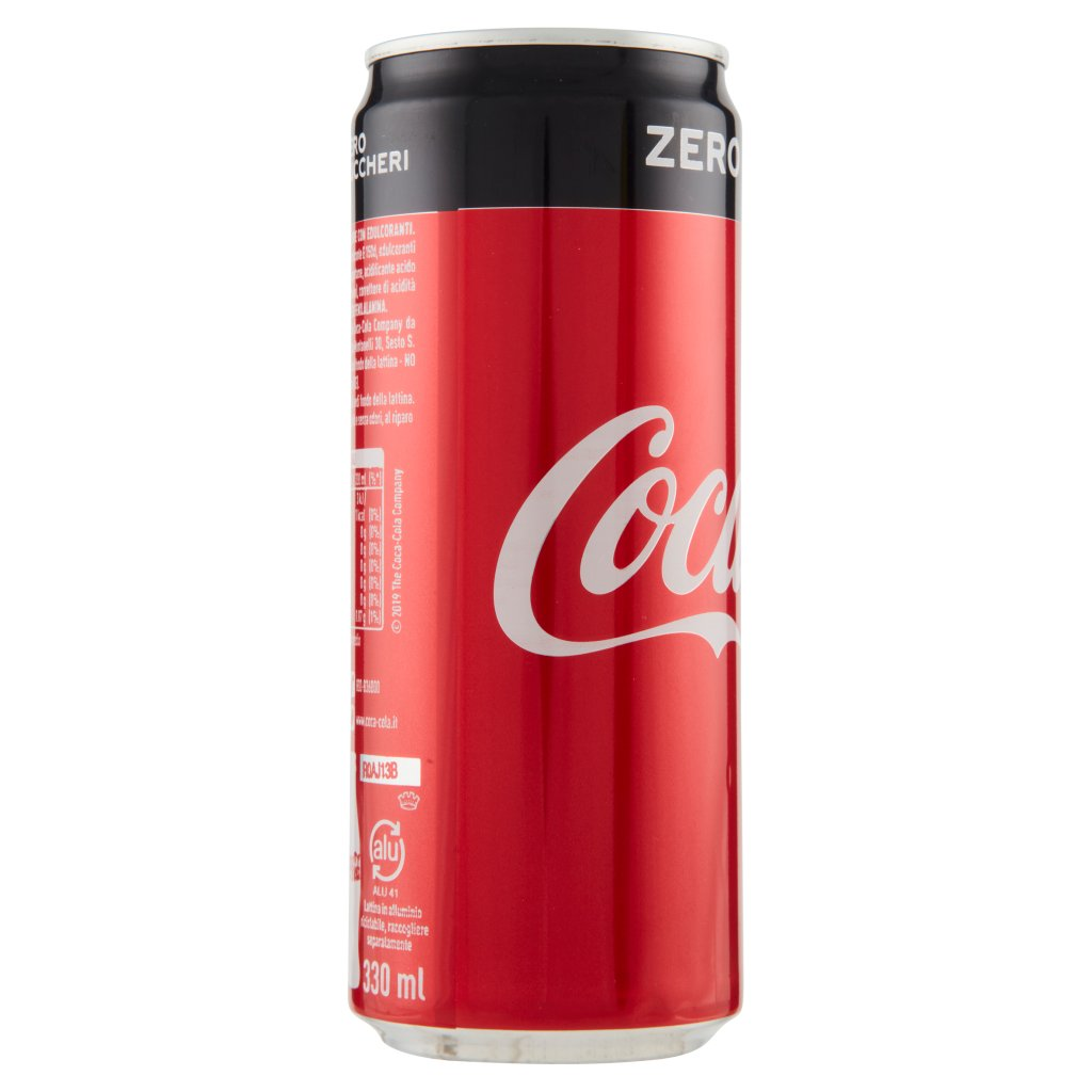 Coca Cola Zero Zero Calorie da