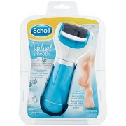 Scholl Velvet Smooth Cristalli di Diamante Roll Professionale per Pedicure