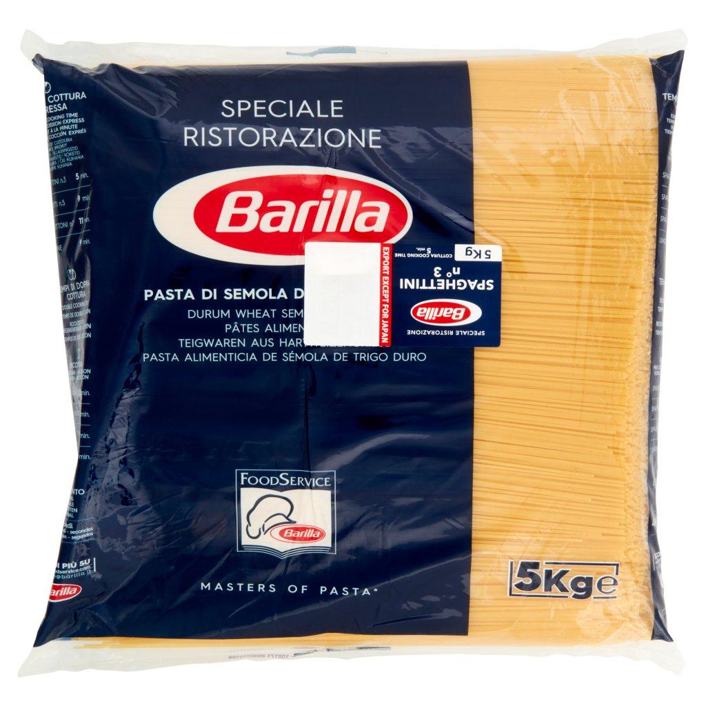 Barilla Spaghettini  Speciale Ristorazione