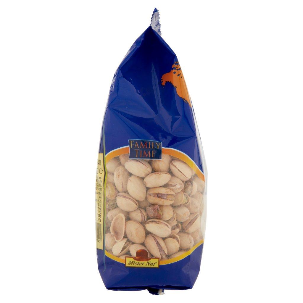 Mister Nut Family Time Pistacchi Tostati Salati