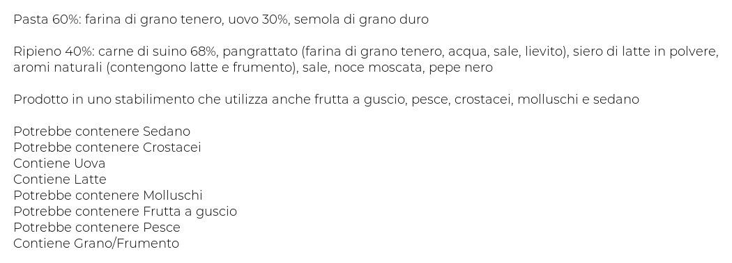 Giovanni Rana Rustici Tortellini Carne 7