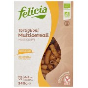 Felicia Tortiglioni Multicereali Organic