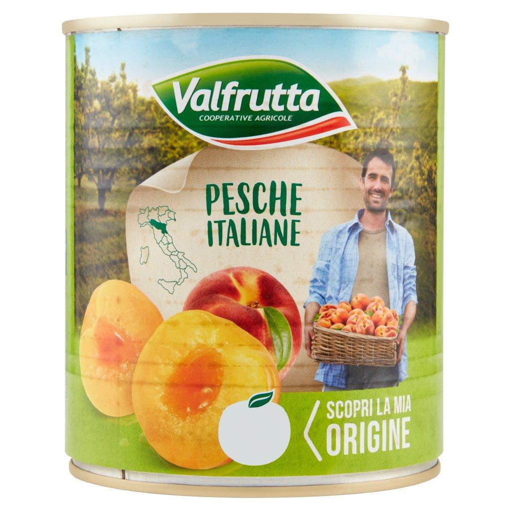 Valfrutta Pesche Italiane