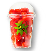 Pomidory Truskawkowe w Kubku