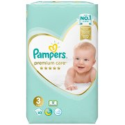 Pampers Premium Care Rozmiar 3