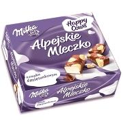 Milka Alpejskie Mleczko Waniliowe