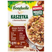 Bonduelle Kaszetka z Borowikami  (2 Torebki)