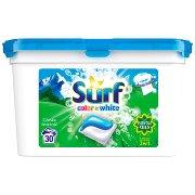Surf Color & White Górska Świeżość Kapsułki Do Prania  (30 Prań)