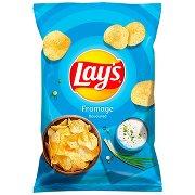 Lay's Chipsy Ziemniaczane o Smaku Śmietankowego Serka z Ziołami