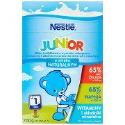 Nestlé Junior Mleko Modyfikowane Dla Dzieci Od 1. Roku Życia o Smaku Naturalnym 700 g (2 x )