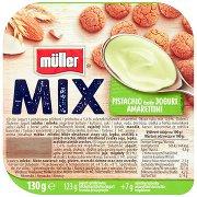 Müller Mix Jogurt o Smaku Pistacjowym z Ciasteczkami Migdałowymi