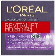 L'oreal Paris Revitalift Filler Ha Krem Anti-age Na Dzień Hialuronowe Wypełnienie