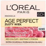 L'oreal Paris Age Perfect Złoty Wiek 60+ Różany Krem Wzmacniający Na Dzień