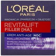 L'oréal Paris Revitalift Filler Ha Krem Anti-age Na Noc