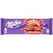 Milka Mmmax Czekolada Mleczna Choco Jelly