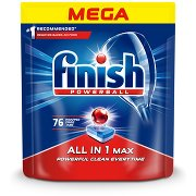 Finish All In 1 Max Tabletki Do Zmywarki  (76 Sztuk)