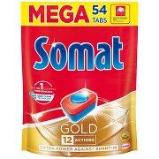 Somat Gold Tabletki Do Mycia Naczyń w Zmywarkach 1036,8 g (54 x 19,2 G)