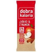 Dobra Kaloria Baton Owocowy Jabłko & Cynamon