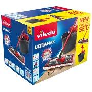 Vileda Ultramax Zestaw Mop i Wiaderko