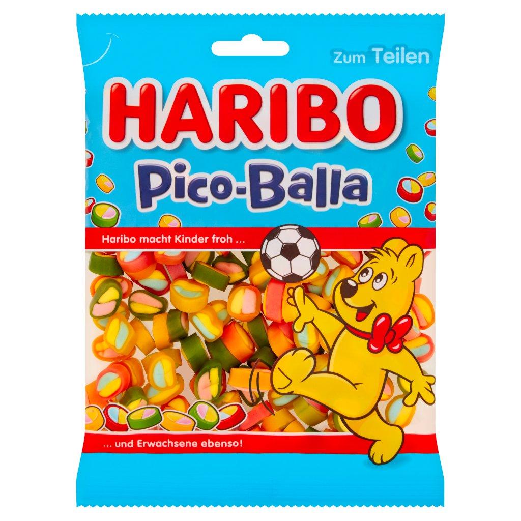 Haribo Pico-balla Żelki Owocowe Opakowanie 175 G 1