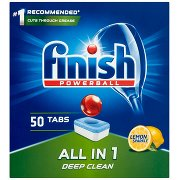 Finish All In 1 Lemon Tabletki Do Mycia Naczyń w Zmywarce