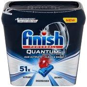 Finish Quantum Ultimate Regular Tabletki Do Mycia Naczyń w Zmywarce 637,5 g (51 Sztuk)