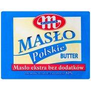Mlekovita Masło Polskie Ekstra Bez Dodatków 82%