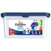 Coccolino Care Kapsułki 3w1 Do Prania Kolorowych Tkanin  (29 Prań)
