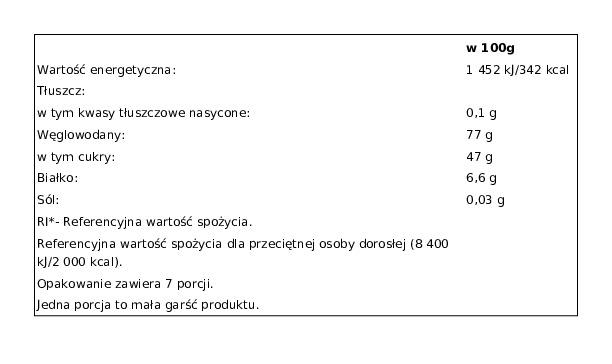 Haribo Mleczne Misie Żelki Owocowe Opakowanie 175 G 3