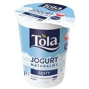 Tola Jogurt Naturalny Gęsty