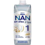 Nan Optipro Plus 1 Hm-o Mleko Początkowe w Płynie Dla Niemowląt Od Urodzenia