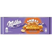 Milka Mmmax Czekolada Mleczna Peanut Caramel