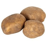Ziemniaki Niemyte